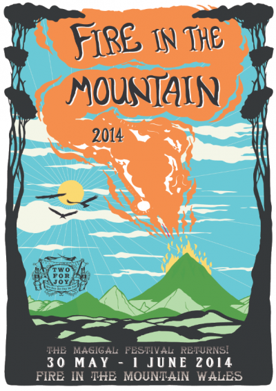Fire in the Mountain 2014
