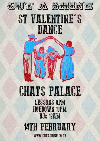 Monthly Dances at Chats Palace